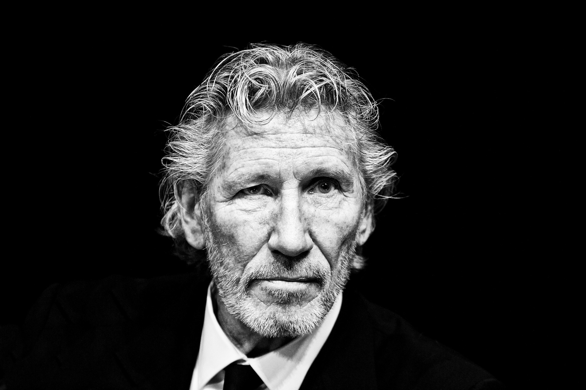 Roger Waters portrait
