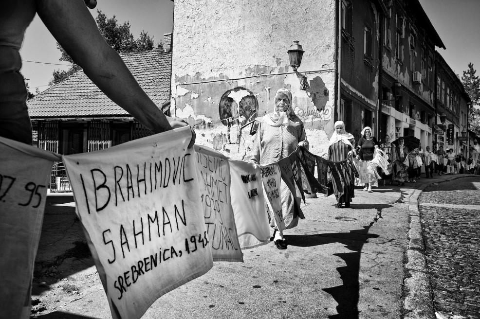 Srebrenica, the dna enigma